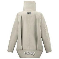 Bnwt Femme Adidas Stella Mccartney Veste Tissée Rrp £260 Zip New Original