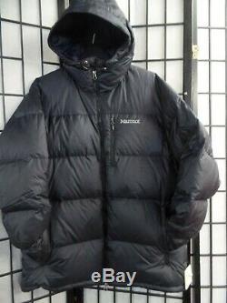 Brand New Original Mens Guides Down Jacket Hoody Marmot