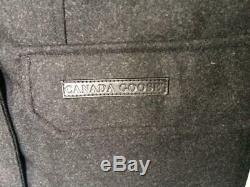 Canada Goose Branta Torino Black Label Bas Rempli Manteau Veste En Laine £ 1225 Nouveau