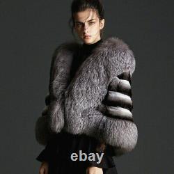 Chinchilla Étole De Fourrure Marque Nouveau Main Fur Fabricant Copenhague Mexa