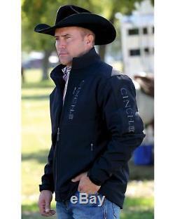 Cinch Hommes Softshell Bonded Jacket Mwj1009000