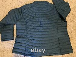 Columbia Femme Plus Taille 3xl Omni Heat Green New Coat Winter 3x Jacket Puffy