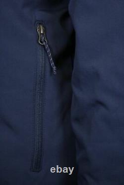 Columbia Marine Blue Gate Racer Softshell Veste (retail 150$) 464