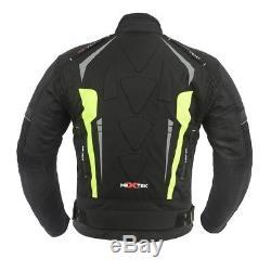 Combinaison De Moto 2 Pièces Moto Imperméable Pantalon Veste Veste Blindée