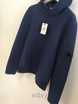 Cp Company Hoodie Garment Vent Blouson De Pulvérisateur Vers Le Large Objectif Taille