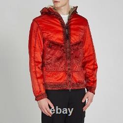 Cp Company Kan-d Medium Goggle Jacket Fleece-liner It48/s-m 1200 $ Stone Island