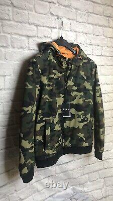 Dkny Jacket Coat Breathable & Résistant À L'eau Sz XL Mens New Nwt