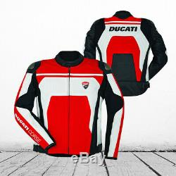 Ducati Corse C4 Veste Mototourisme Veste Ce Veste En Cuir