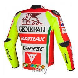 Ducati Moto Racing Veste En Cuir Veste Moto