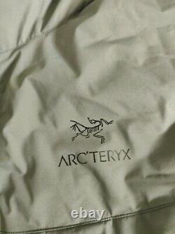 Feuille D'arcteryx Cold Wx Hoody Lt Taille Large. Nouveau Avec Tags