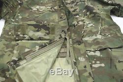 Helikon Ecwcs Général II Parka Hommes Imperméable Coupe-vent Veste Militaire Multicam