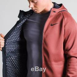 Hommes Nike Sphere Therma Max Veste À Capuche De Formation 932036-224 New Taille M