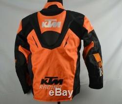 Ktm Racing Veste Coupe-vent De Route / Route Enduro MX Unisexe Livraison Gratuite