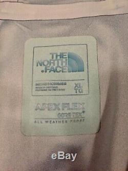 La Veste De Montagne Du Nord Face1990 Gtx Goretex Tnf Bleu Apex Flex Taille XL Nouveau