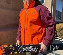 Le Conseil Powderflo North Face Men Gore-tex Pro Veste De Ski XL