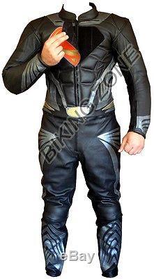 Le Manteau Et Le Costume De Moto / Moto Des Hommes Changeables De Logo De Style De Superman
