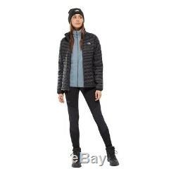 Le North Face Femmes Thermoball Sport Veste Eco Fill Grand Tnf Black Marque Nouveau