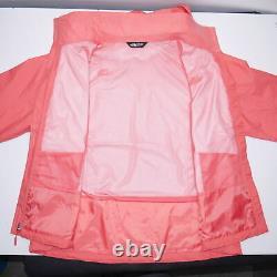 Le North Face Resolve 2 Femmes Dryvent Imperméable Veste De Pluie Plus Taille XXL 2xl