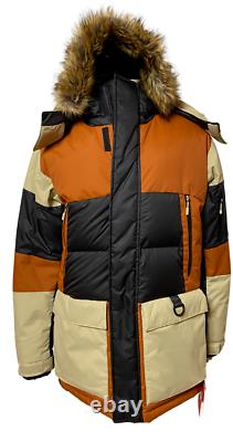 Le North Face Vostok Parka Isolated Winter Jacket Size Large Msrp 499 $