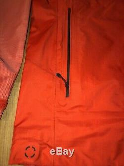 Le Sommet North Face $ 450 Hommes Gortex Veste L5 Fusibles En Série New Taille Grande
