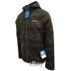 Manteau À Capuchon Columbia Pour Hommes De Camouflage Loma Vista (au Détail De 160 $)