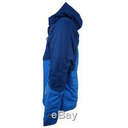 Manteau Columbia Blue Frozen Granular Pour Hommes Columbia (prix De Détail De 175 $)