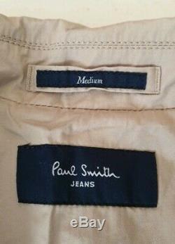 Manteau Paul Smith Mac Taille M (42) Neuf Avec Étiquettes Prix De Vente Conseillé 600 €