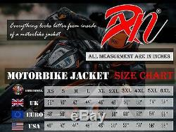 Mens Motorcycle Summer Mesh Cordura Textile Veste Moto Armure Ce Protecteur