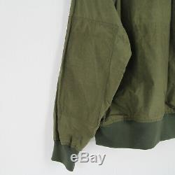 Mens New Barbour X Engineered Garments Irving Bomber Jacket M Casual Vert Olive