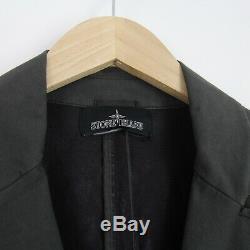 Mens New Stone Island Ombre Projet Ss14 Cyon-r 3l Veste Longue Mac Coat XL Bnwt