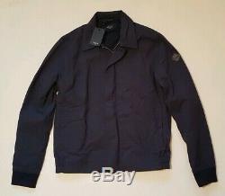 Mens Paul Smith Harrington Manteau Marine Taille M (40) Rrp £ 260 Nouveaux Tags