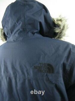 Mens Tnf The North Face Gotham III 550-down Warm Insulated Winter Jacket Navy