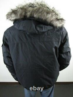 Mens Tnf The North Face Gotham III 550-down Warm Insulated Winter Jacket Noir