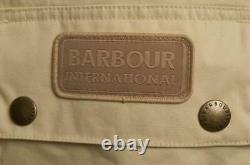 New Barbour Smu Veste Imperméable Et Respirante International XL Extra Large Non Porté