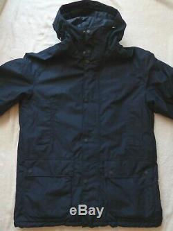 New Bnwt Barbour Southway Hommes Veste Manteau Med / Grl £ 94,95 Et Gratuit Poster