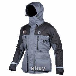 New Ice Striker Jacket Endura Imperméable Eau Dure / Respirante Gris / Noir