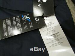 New Oakley Vertigo 15k Fathom Veste Imperméable Mens XL Snowboard Veste De Ski
