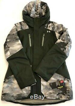 New Under Armour Emergent Femmes Ski / Snowboard Jacket Taille Petite 250 $ 1315990