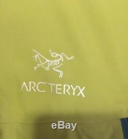 Newarcteryx Beta Lt Veste Gore-tex Pro Saguaro Greenlargefast Livraison Gratuite