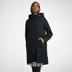 Nike Acg Nikelab 3-en-1 Veste Gore-tex Noir Parka 906104-010 Taille Femme M