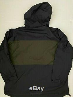 Nike Acg Nikelab Anorak Noir / Sequoia Veste Sz Moyen Aq2294-010