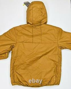 Nike Acg Veste Primaloft Hommes Rope De Dope Packable Training Brown Cv0640-218