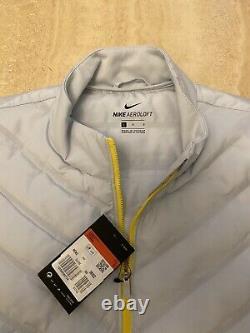 Nike Aeroloft Hommes Golf Gilet Vest Jacket Nouvelle Marque Avec Des Étiquettes Taille Grande