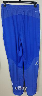 Nike Air Jordan Dri-fit Basketball Veste De Costume + Pantalon Bleu Royal Nouveau (taille Xl)