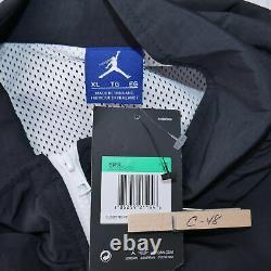 Nike Air Jordan Homme Taille XL Windbreaker Veste Tinker Hatfield Legacy Vintage