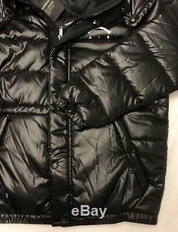 Nike Air Jordan Jumpman Puffer À Capuche Pour Hommes Manteau De Veste De Marque Neuf Avec Des Étiquettes Grand
