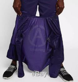 Nike Gyakusou Veste Violet Undercover Nikelab Packable 910802-570 Moyen Hommes