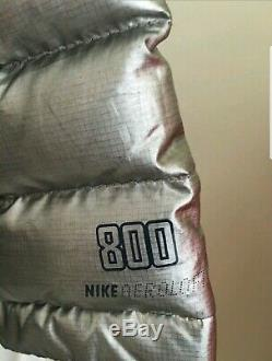Nike Hommes L Aeroloft Sommet 800 Vers Le Bas Podium Olympique Veste 614215 070 USA Sochi
