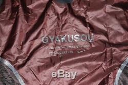Nike Lab X Undercover Gyakusou Taille Homme Medium Veste De Running 160 Bq3246 $ 643
