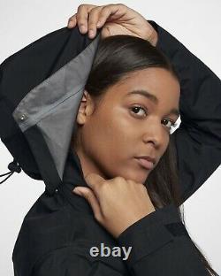 Nike Nikelab Acg 3-en-1 Gore-tex Veste Parka Black 906104-010 Taille M